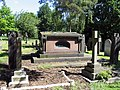 St Augustine, Broxbourne, Herts - Churchyard - geograph.org.uk - 472841.jpg
