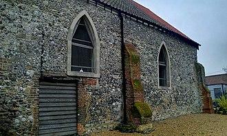 Ruxley - St Botolph's Church