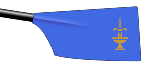 St Edward's School, Oxford - Image: St Edward's School Oxford 1st VIII Rowing Blade
