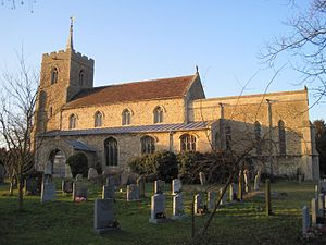 Somersham - Somersham Parish Church