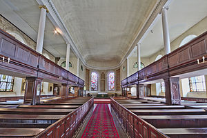 St John the Evangelist's Church, Lancaster - Wikipedia