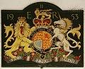 St Leonard, Chelsham, Surrey - Royal Arms - geograph.org.uk - 2065023.jpg