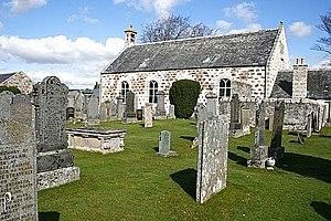 Cairnie - St Martin's Kirk