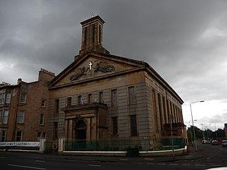Saint Mary's, Calton - Exterior image of St Mary's.