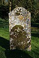 St Mary's Church, Great Canfield, Essex ~ churchyard gravestone.jpg