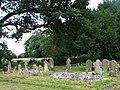 St Mary's church - churchyard - geograph.org.uk - 876189.jpg
