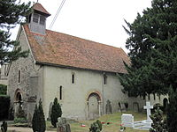 St Mary Magdalene Church, Crowmarsh Gifford.JPG