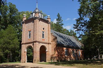 St. Peter's Church (Talleysville, Virginia) - St. Peter's Church