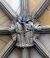 St Peter and St Paul, Cromer, Norfolk - Porch boss - geograph.org.uk - 1048449.jpg