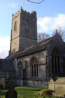 St Tewdrics Church Church