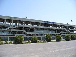 A.S.D. S.C. Nissa 1962 - Stadio Marco Tomaselli (Pian del Lago), Nissa's home venue