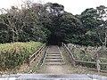 Stairs in Ayaragigo Ruins Park.jpg