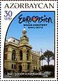 Stamps of Azerbaijan, 2012-1031.jpg
