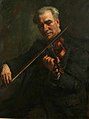 Stanhope Forbes Walter Barnes, the Conductor of the Penzance Orchestral Society.jpg