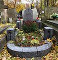 Stanisław Jurkiewicz's grave 1.JPG