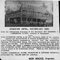 StateLibQld 2 213568 Atherton Hotel on Victoria Day, Queensland, 1904.jpg