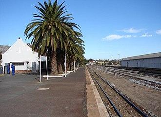 Klawer - Klawer railway station