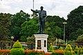 Statue of B. R. Ambedkar, Vidhana Soudha (02).jpg