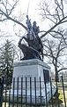 Statue of Casimir Pulaski in Roger Williams Park.jpg