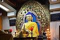 Statue of the Buddha in Namgyal Monastery.jpg