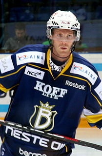 Stéphane Veilleux Canadian ice hockey player