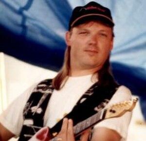 Steve Charles (musician) - Image: Steve Charles wiki 2