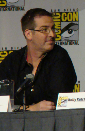 Spellingg Bee - Image: Steve Franks cropped image Comic con