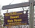 Stewart State Forest sign.jpg
