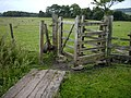 Stile near Bleasdale Circle - geograph.org.uk - 1127219.jpg