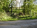 Stile on Test Way - geograph.org.uk - 406232.jpg