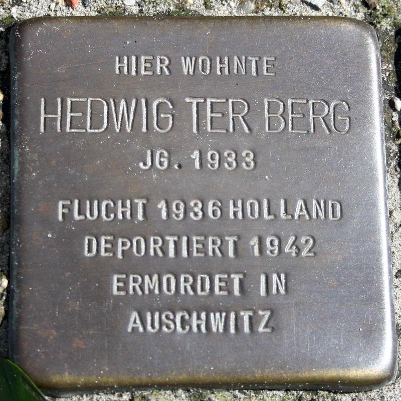 Hedwig ter Berg