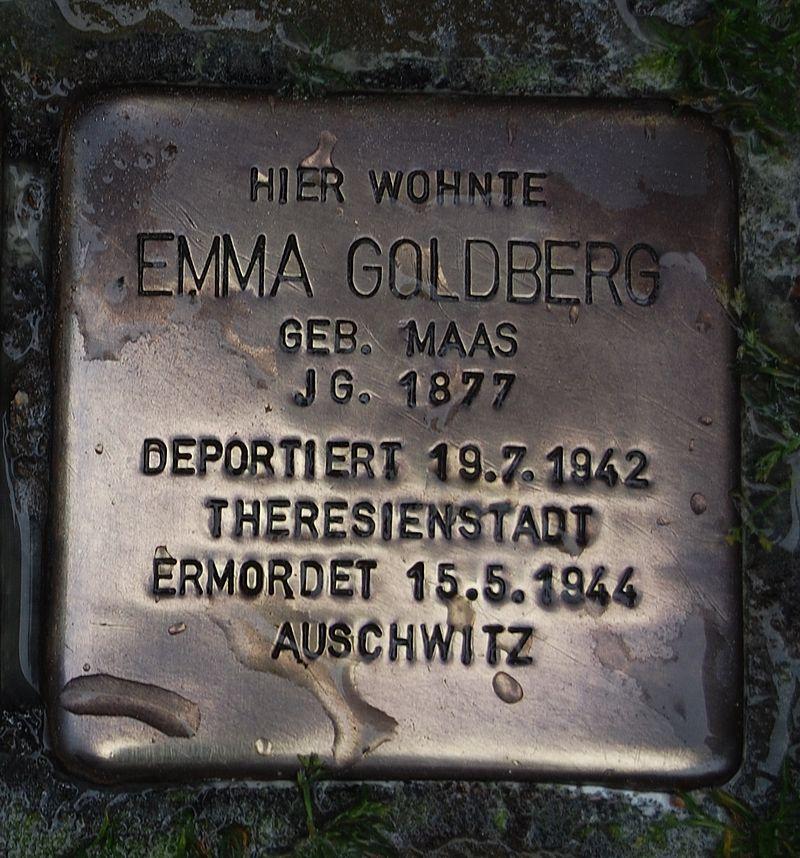 Stolperstein Emma Goldberg.jpg