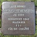 Stolperstein Hedwig Löwenstein Amselweg 20 Ahlen.nnw.jpg