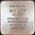 Stolperstein Max Levy.jpg