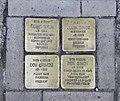 Stolpersteine Arnstadt Rosenstraße 20.jpg