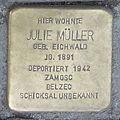 Stolpersteine in Soest Bruederstraße 36 Julie Mueller.jpg