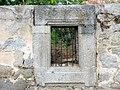 Stone window - Colmenar del Arroyo, Madrid, Spain.jpg