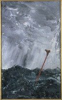 Stormy Sea. Broom Buoy (August Strindberg) - Nationalmuseum - 23224.tif