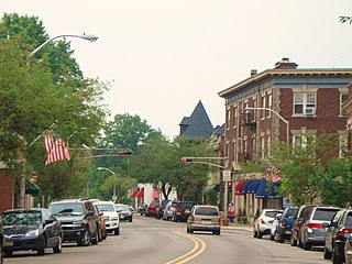 Upper Montclair, New Jersey Place in Essex County, New Jersey, United States