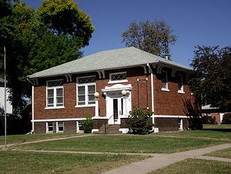 Stromsburg, Nebraska - Stromsburg Library