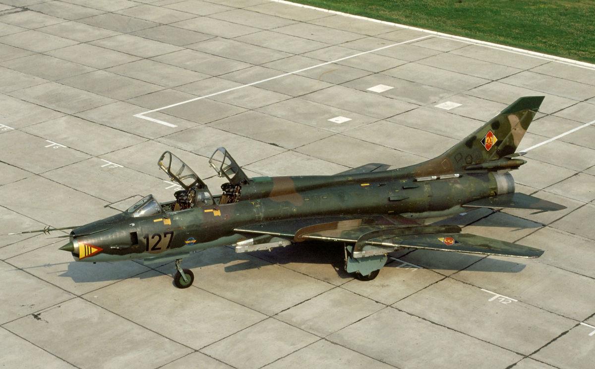 Су-17 — Википедия
