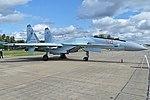 Sukhoi Su-35S 'RF-81742 - 54 red' (37184248642).jpg