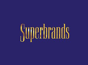 Superbrands - Image: Superbrands logo 1