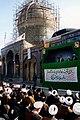Supreme Leader Ali Khamenei in Shah Abdol Azim Mosque (17).jpg