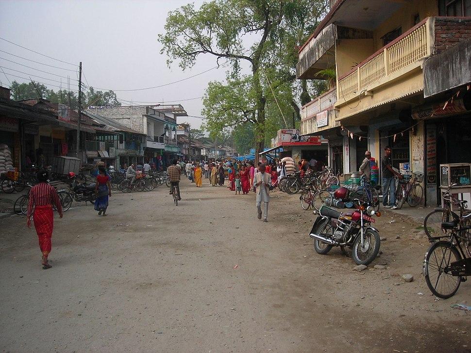 Surunga bazaar