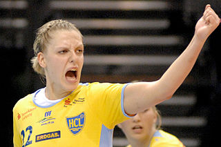 Susann Müller handball player