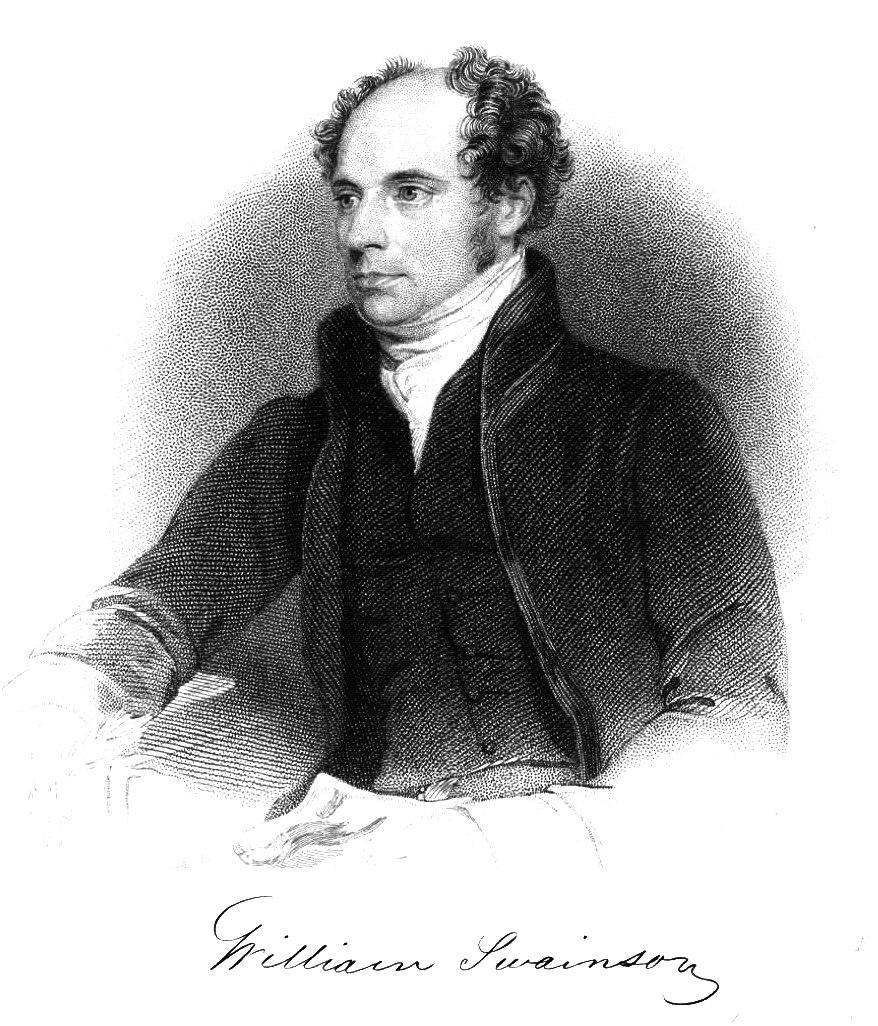 Swainson William 1789-1855