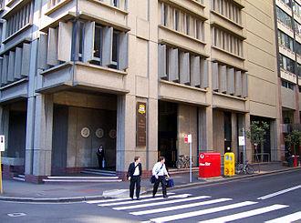 Sydney Law School - Old Law School building