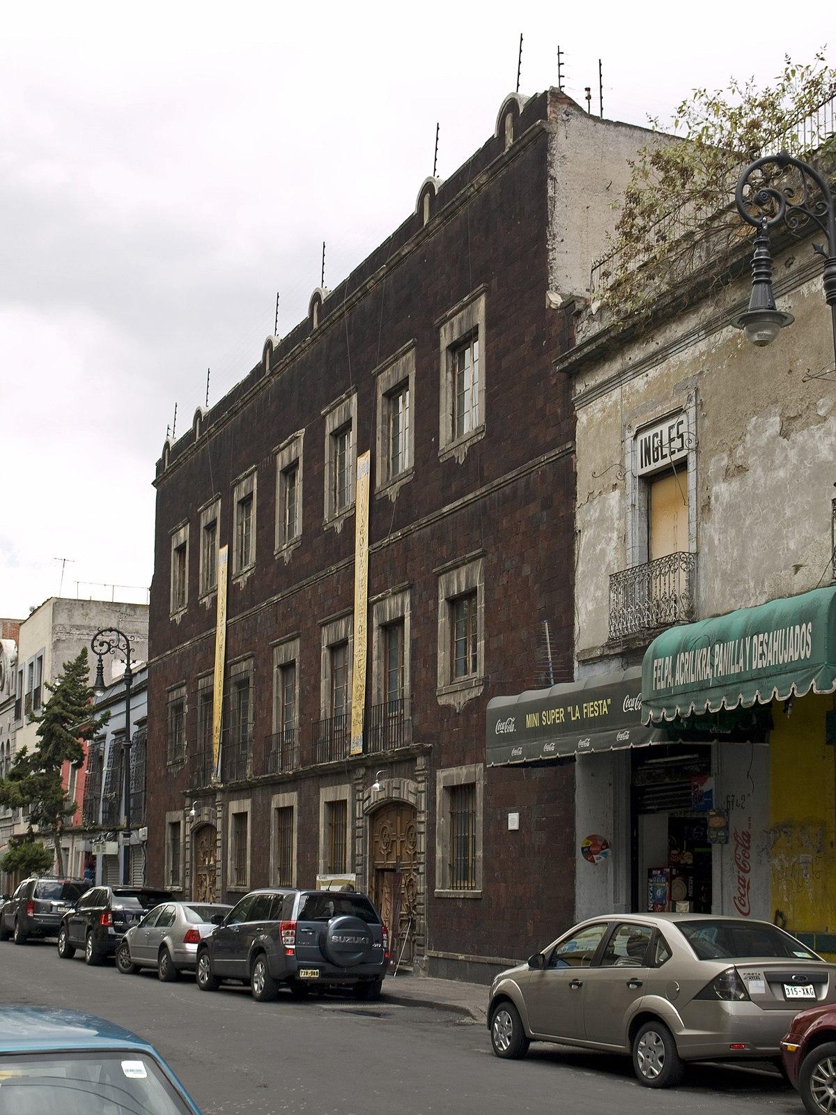 Historic Synagogue Justo Sierra 71