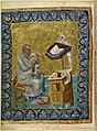 Tétraévangile gréco-latin - BNF Gr54 f278v Saint Jean.jpg